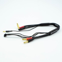 2S CHARGE CABLE LEAD W/4MM...