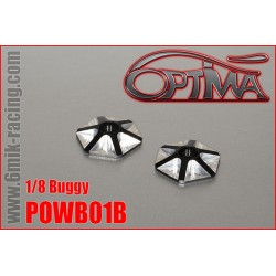 OPTIMA hex Wing Buttons-...