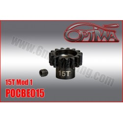 OPTIMA - 1/8 Mod 1 Pinion -...